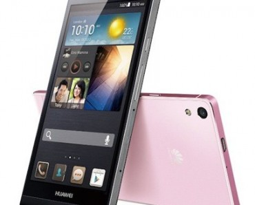 Huawei's Ascend P6
