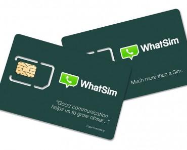 WhatsApp WhatSim