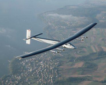 Solar Impulse 2 flight completed Pacific Ocean