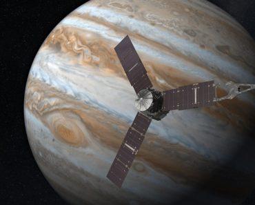 Juno Jupiter flight