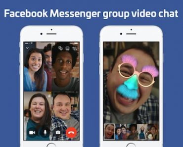 facebook introduced group video chat