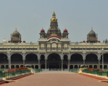 king palace in Mysore
