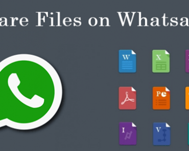 share any files on whatsapp enjoy