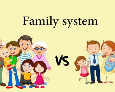 what is your family system? joint or separate