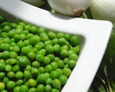 green peas nutrition information