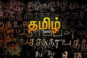 Tamil is a well popular language in the world learn Tamil speak tamil