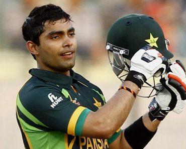 Umar Akmal - Pakistan cricketer good batting player