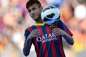 Neymar football player