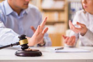 exam for divorce